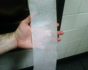 A rant on toilet paper. Really. – In other words